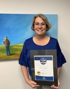 Grande Prairie Mortgage Consultant Pamela Lobban Wins Platinum Award for 2018