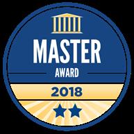 La Crete Mortgage Broker Gert Martens received Dominion's Master Award for 2018