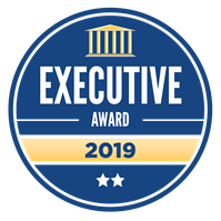 Pamela Lobban Exective Award for 2019