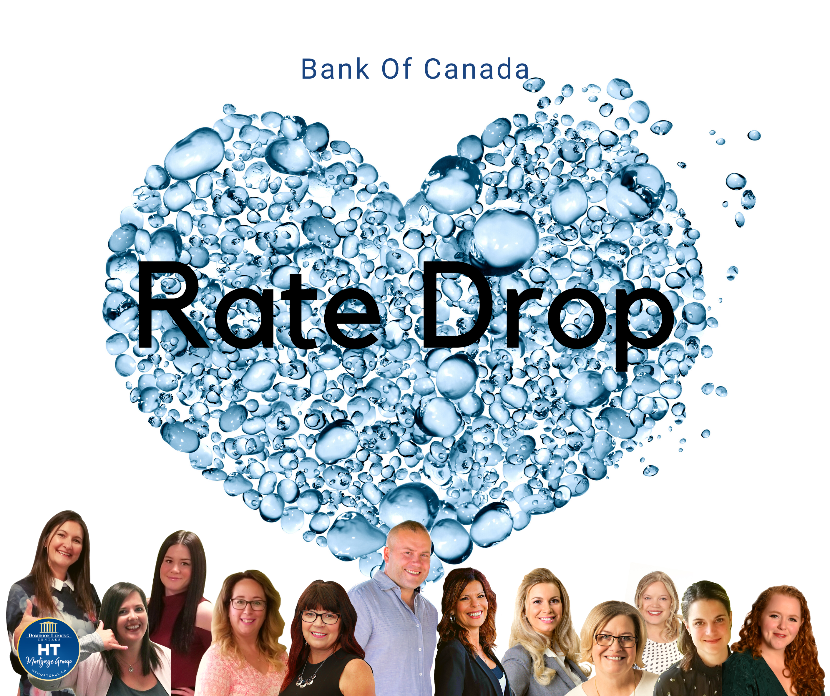How will the Bank of Canada Rate Drop affect my Mortgage